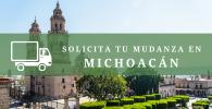 Mudanzas Michoacán de Ocampo